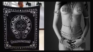 Chrome Hearts promo