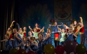 «Франжелика» студия современной хореографии
